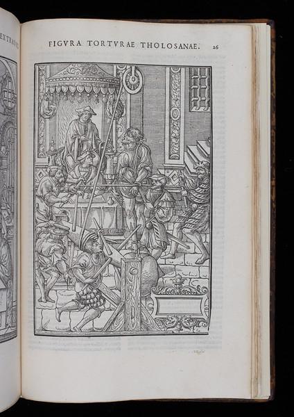 Author: Jean Milles de Souvigny Title: Praxis criminis persequendi (Paris, 1541) Shelfmark: H.1.17(2)   (catalogue record)