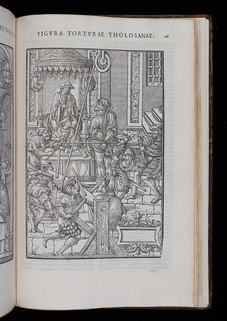 "<b>Author:</b> Jean Milles de Souvigny<br> <b>Title:</b><i> Praxis criminis persequendi</i> (Paris, 1541)<br> <b>Shelfmark:</b> H.1.17(2)  <a href=""http://idiscover.lib.cam.ac.uk/primo-explore/fulldisplay?docid=44CAM_ALMA21417673370003606&amp;context=L&amp;vid=44CAM_PROD&amp;search_scope=SCOP_QUE&amp;tab=cam_lib_coll&amp;lang=en_US""> (catalogue record)</a>"