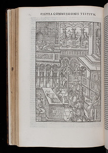 Author: Jean Milles de Souvigny Title: Praxis criminis persequendi (Paris, 1541) Shelfmark: H.1.17(2)   (catalogue record)