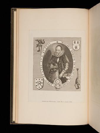 Portrait of William Burton, 17th century