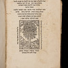 Title page of Opusculum recens Hebraicum