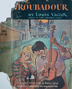 The Troubador by Lous Vaczek,  Illustration by Irv Docktor