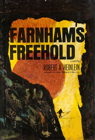 Farnham's Freehold by Robert Heinlein, Illustration by Irv Docktor
