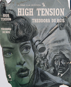 High Tension by Theodora DuBois,  Illustration by Irv Docktor