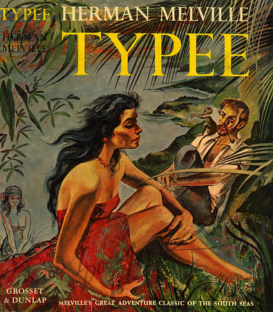 Typee by Herman Melville, Illustration by Irv Docktor