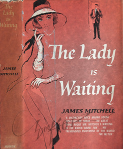 The Lady is Waiting by James Mitchell,  Illustration by Irv Docktor