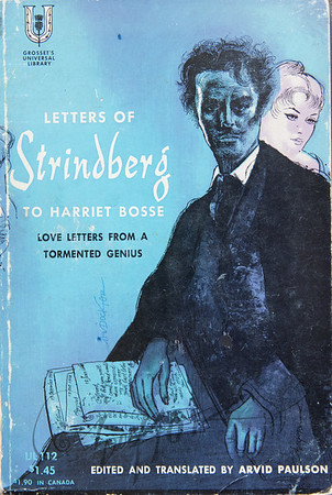 The Letters of Strindberg to Harriet Bosse,  Illustration by Irv Docktor