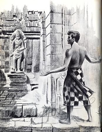 Marjorie G. Fribourg, Bimo: Young Hero of Japan (Sterling, 1958). Illustration by Irv Docktor