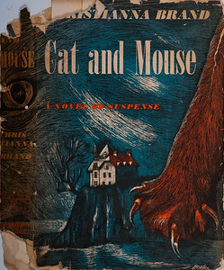 Cat and Mouse by Kristianna Brand,  Illustration by Irv Docktor