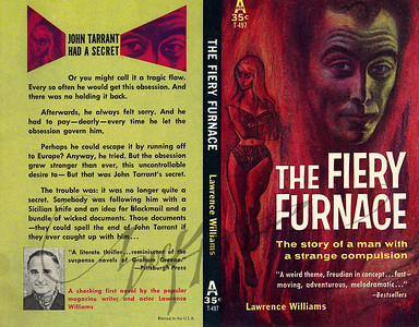 The Fiery Furnace by Lawrence Williams,  Illustration by Irv Docktor