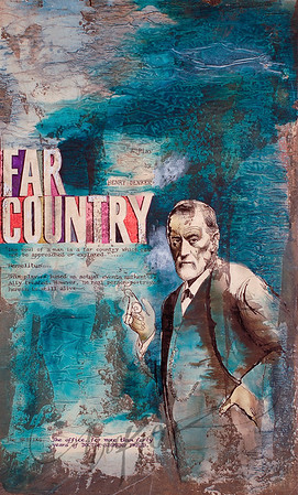 Far Country, a play by Henry Denker, Illustration by Irv Docktor