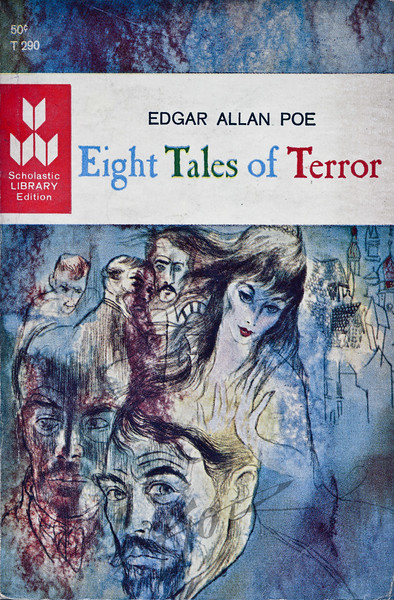 Eight Tales of Terror by Edgar Allan Poe, Illustration by Irv Docktor