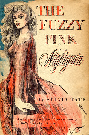 Sylvia Tate, The Fuzzy Pink Nightgown (Harper, 1956). Illustration by Irv Docktor