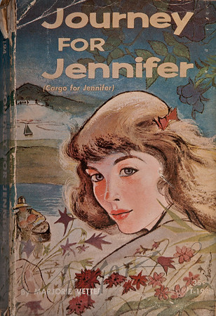 Journey for Jennifer by Marjorie Vetter,  Illustration by Irv Docktor
