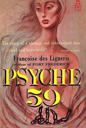 Psyche 59 by Francoise des Ligneris, Illustration by Irv Docktor
