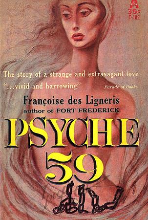 Psyche 59 by Francoise des Ligneris