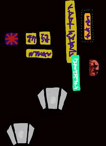 Koenji at Night