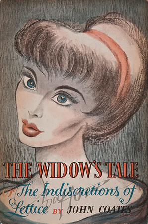 The Widow's Tale by John Coats,  Illustration by Irv Docktor