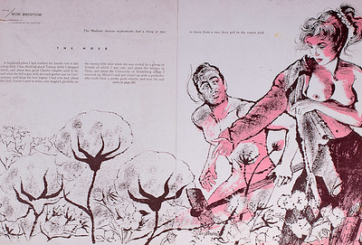 The Hole,  by Bob Bristow,  Illustration by Irv Docktor