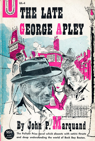 The Late by George Apley, Illustration by Irv Docktor