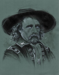 Custer's  Resolve