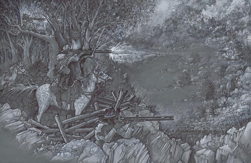 Saddle Sniper
