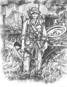 Vietnam Self Portrait