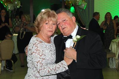 Ilona & Stephen's 50th Wedding Anniversary