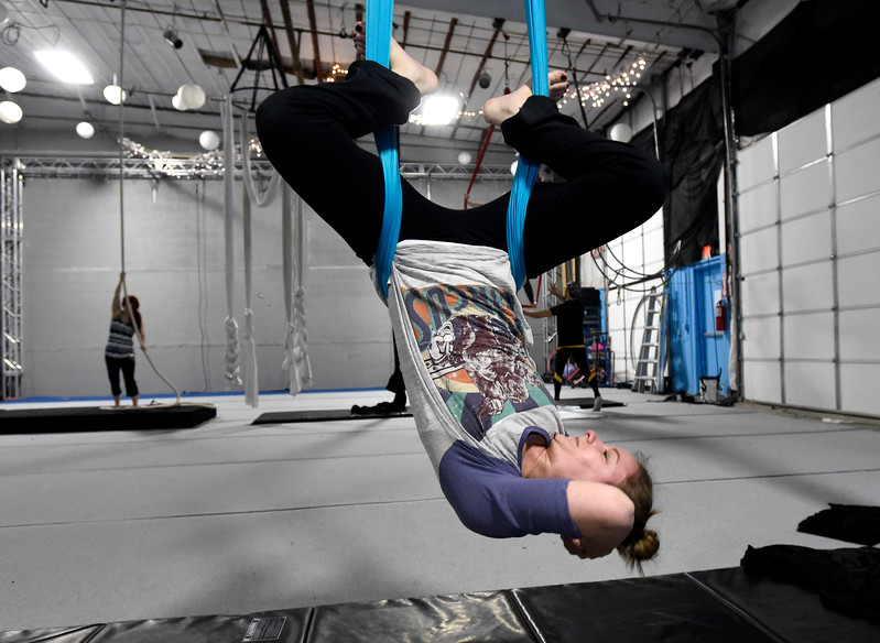 Aerial AirFIT Workout