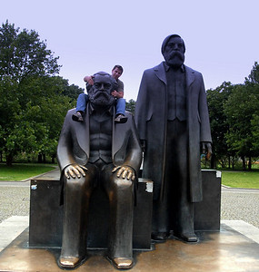 Marx and Engels. And me.
