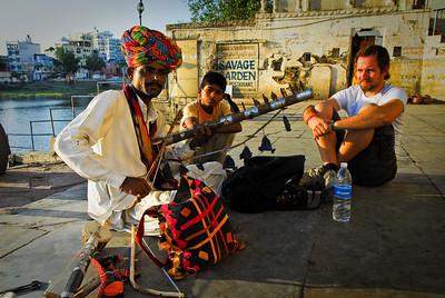 Some Rajastani instrument