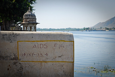 India has the most people in the world living with HIV.  As of 2007, 2.3 Million cases. http://www.avert.org/indiaaids.htm