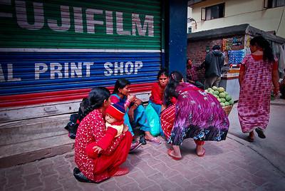 Nepalese yentas