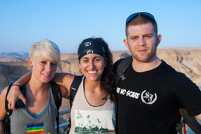 Chelsea, Jordan, and Sean