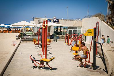 Tel aviv muscle beach