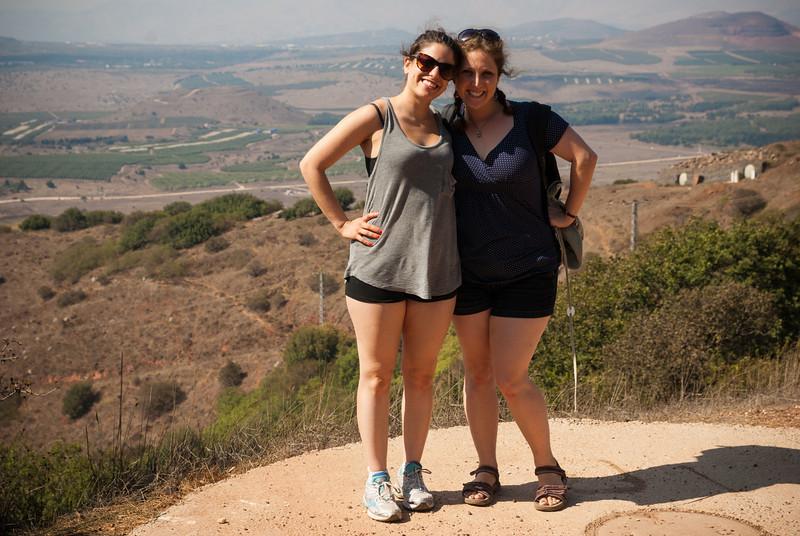 Melanie and Ilana