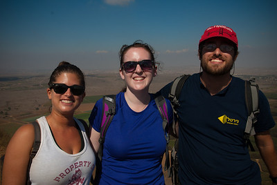 Michelle, Pauli, and Idan/Fishy (security)
