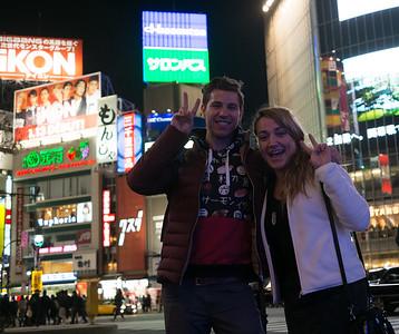 Obligatory Shibuya pic