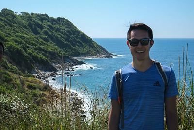 Hike score 5/10 - Unfortunately most of the time was spent on various roads and not on the coastline itself
