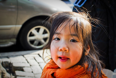 She can't wait for Joe Shanghai's soup dumplings