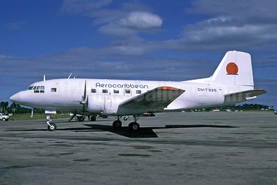 Aerocaribbean Ilyushin Il-14M CU-T925 (msn 7343202) HAV (Richard Vandervord). Image: 904510.