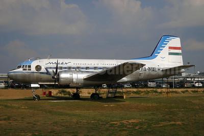 MALEV Hungarian Air Transport Ilyushin Il-14T HA-MAL (msn 147001821) BUD (TMK Photography). Image: 935000.