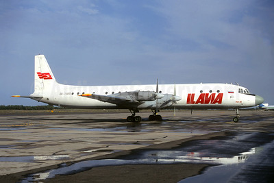 Ilavia Ilyushin Il-18 RA-75811 (msn 182004504) SHJ (Christian Volpati Collection). Image: 951596.
