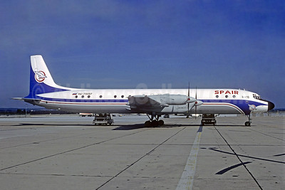 SP Air Ilyushin Il-18D RA-75497 (msn 187010204) STR (Christian Volpati Collection). Image: 951322.