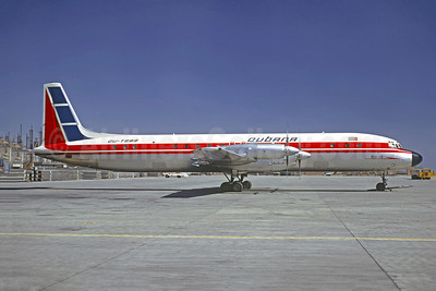 Crashed on takeoff from Havana on January 19, 1985
