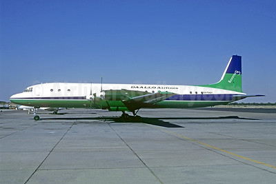 Daallo Airlines Ilyushin Il-18V EX-75427 (msn 183005905) SHJ (Christian Volpati Collection). Image: 952344.