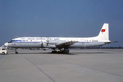 Hãng Không Việt Nam Ilyushin Il-18D VN-B198 (msn 189011304) BKK (Christian Volpati Collection). Image: 949420.