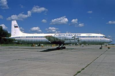 Aeroflot Russian Airlines Ilyushin Il-18D RA-75478 (msn 188011302) AYZ (Robbie Shaw). Image: 901162.