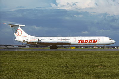 TAROM-Transporturile Aeriene Romane (Romanian Air Transport) Ilyushin Il-62M YR-IRD (msn 4727546) BRU (Christian Volpati Collection). Image: 930799.
