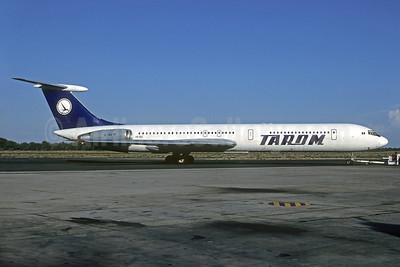 TAROM-Transporturile Aeriene Romane (Romanian Air Transport) Ilyushin Il-62M YR-IRE (msn 4831628)